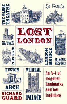 An interesting collection of bits and pieces about buildings and places in London that have been lost. It's not a narrative - think rather a long Buzzfeed listicle to dip in  and out of. The author picks out some gems and chucks lots of little facts into the mix. The choice is eclectic, and all the more interesting for that.