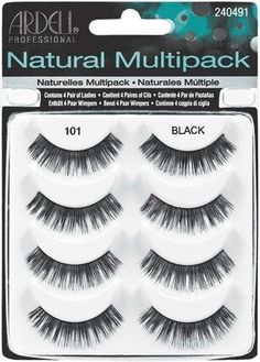 8d3666d263c Luxe Beauty Supply - Ardell Lash Natural Multipack 101, $7.99 (http://