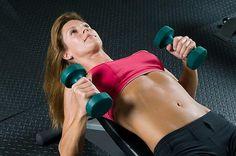 Shoulder- Friendly Bench Press - Incline Neutral-Grip Dumbbell Press