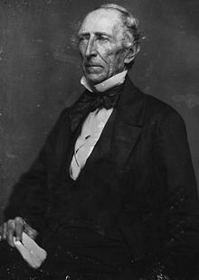 #10 John Tyler (29 March 1790 – 18 January 1862) was the tenth President of the United States (1841–1845), He was the first to succeed to the office of President on the death of the incumbent.  The Democratic-Republicans, split into factions, most of which did not share Tyler's strict constructionist ideals. Though initially a Democrat, his opposition to Andrew Jackson and Martin Van Buren led him to alliance with the Whig Party.