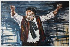 """Farruco"" de Javier Ayllón @ VirtualGallery.com Artist, Prints, Painting, Fictional Characters, Icons, Artists, Painting Art, Paintings, Fantasy Characters"