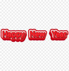 Happy New Year Download, Happy New Year Png, Happy New Year Pictures, Photo L, Image Collection, Banner Design, Background Images, Clip Art, Neon Signs