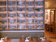 This West Village corner café by the team behind Odeon in Tribeca caters to a very discerning crowd—and it's consistently packed, thanks to its comfortable-classy ambience (great for taking Mom and Dad), beautiful salads (spring citrus with artichoke is on our short list) and burrata toast. And the steak frites. You didn't think we'd end on a healthy note, did you?