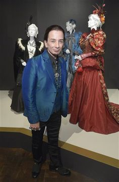 FIDM 2015 Costume Design and Supervision EMMY Nominee Reception.  Costume Designer Joseph Porro