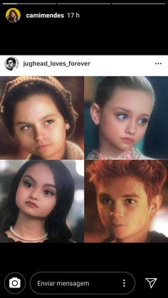 Baby Betty is sooo cute 😍😍 Sweet Pea Riverdale, Riverdale Funny, Riverdale Archie, Riverdale Memes, Riverdale Cast, Riverdale Wallpaper Iphone, Riverdale Characters, Cole Sprouse, Funny Memes