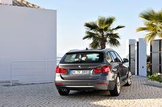 2012 BMW 3 Series. F 31