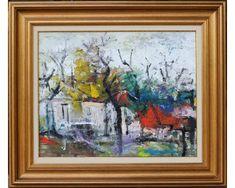 Dor de casă - pictură în ulei pe pânză, artist Iurie Cojocaru Artist, Painting, Artists, Painting Art, Paintings, Painted Canvas, Drawings