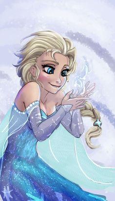 Elsa by Raichiyo33.deviantart.com on @deviantART