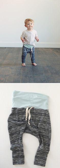 toddler boy pants.  love!