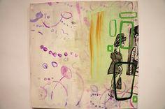 """""""El adios visto desde fuera"""", Patricia Gadea. Exposición """"Atomic Circus"""" en el Museo Reina Sofía de Madrid. #ArteContemporáneo #ContemporaryArt #Art #Arte #spanishartists #artistasespañoles #Arterecord 2014 https://twitter.com/arterecord"""