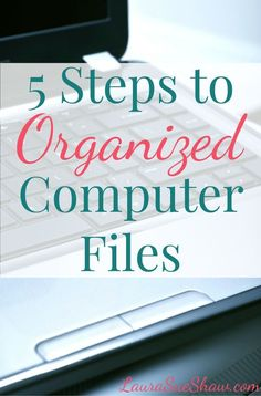 5 Steps to organized computer files Tired of wasting time looking for the file you need? Use this easy process to get organized computer files that are simple to find. Computer Basics, Computer Help, Computer Technology, Computer Programming, Computer Tips, Medical Technology, Energy Technology, Computer Lessons, Futuristic Technology