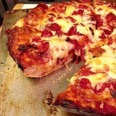 Food Pusher: Deep Pan Pizza