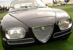 Alfa Romeo 2600 SZ (Sprint Zagato)
