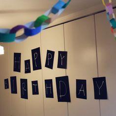 誕生日/誕生日飾り付け…などのインテリア実例 - 2015-03-15 02:41:28