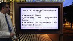 Vídeo Aula Sobre Administração Financeira, Finanças Públicas e Economia ...
