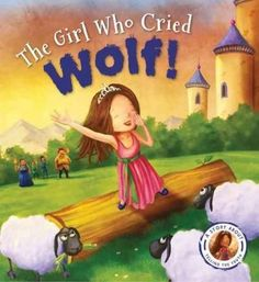 The Girl Who Cried Wolf!