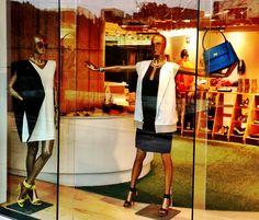 Cañamiel primavera-verano 2013  vestidos CIHUAH chaleco APPLE TEA collares ETHNOLOGY bolsa ALICIA MAH zapatos MINOLA