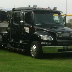 Oklahoma highway patrol(Motor Unit Transport) truck
