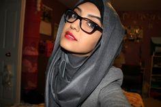 hijab blog lol.   classy..love the hijab color <3