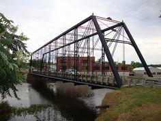 Second Street Bridge (Allegan, Michigan)
