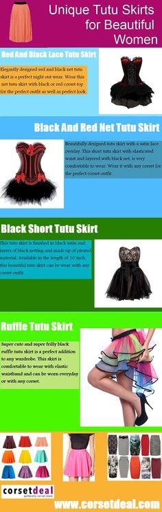 Unique Tutu Skirts For Beautiful Women