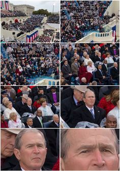 The Highest Quality Photograph of Trump's Inauguration Yet Has Been Released. Guess What the Crowd Looks Like?
