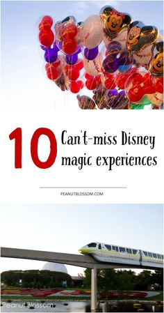 10 must-see classic Disney World rides and attractions for your next vacation. Love this list, perfect for anyone planning a trip to Disney World. Number 9 on the list is my favorite!