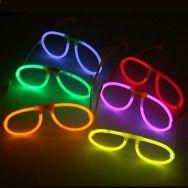 Glow gözlük ile
