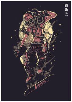 space skater - Pesquisa Google