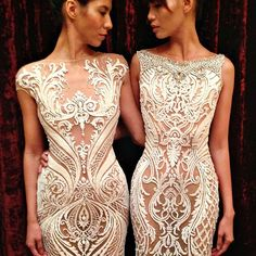 *-* Michael Cinco SS2015 couture handmade dresses - Explore, share, follow the best styles and fashion trends | Get2Style.com