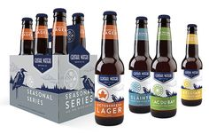 Central Waters Brewing Bottles