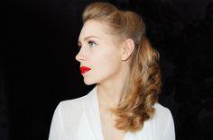 Allison Dep Makeup Artist - Beauty Fashion Film in Paris