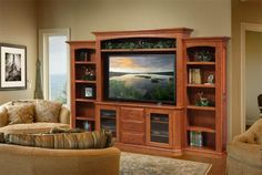 Leaning ladder bookshelf entertainment center es e with side bookcase fireplace . entertainment center with bookshelves Corner Bookshelves, Built In Bookcase, Entertainment Center Kitchen, Entertainment Center, Entertaining Decor, Bookshelf Entertainment Center, Furniture, Amish Furniture, Entertainment Center Furniture