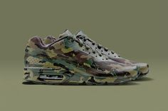 Nike Air Max Spring/Summer 2013 - seriously want a pair of these! - French Camo Pattern