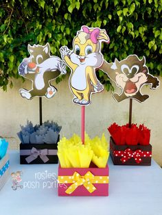 Baby Looney Tunes Baby Shower Or 1st Birthday By RosiesPoshParties