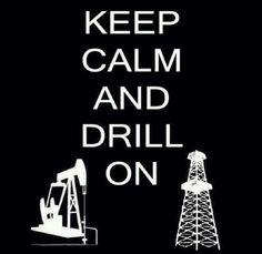 Drill on!
