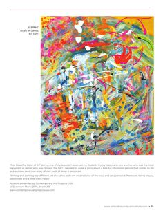 #ClippedOnIssuu from Art & Beyond Special Issue for the Contemporary Art Projects USA, Spectrum Miami 2015