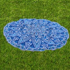 Choose beautiful  round beach towel with handicrunch at reasonable price . Apply a coupon code <ROUND30> and get 30% off.
