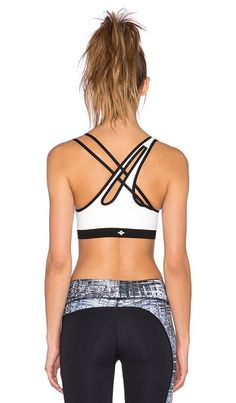 Sports bras are an essential item for working out so why not get a cute one. Find cute sports bras so you can stand out in the gym or while running.