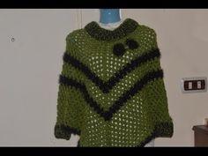 (51) كروشيه عمل شال بكم بأى مقاس صغير وكبيرWelcome shawl workshop for children and adults arts crochet - YouTube Chrochet, Crochet Shawl, Crochet Top, Crochet Clothes, Men Sweater, Pullover, Lady, Sweaters, Tops