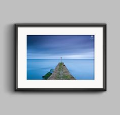 Dawlish Breakwater, Devon seascape — Manchester, Yorkshire, Lake & Peak District landscape photography shop and weddings by Paul Grogan Photography