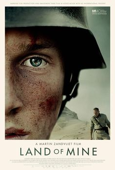Land of Mine (2015) based on the true story of the clearance of over 2 million landmines from Denmarks coast after the end of WWII.
