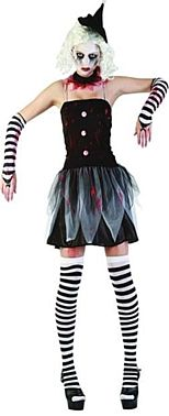 Zombie Witch Halloween Costume