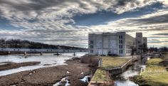 Danville Virginia, Old Dominion, Abandoned, New York Skyline, The Past, Old Things, Clouds, River, Usa