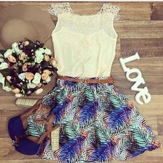 Look belíssimo ❤