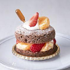 トライフルパンケーキ せとかと紅ほっぺ   Patisserie KIHACHI