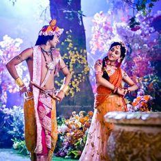 Radha Krishna Holi, Radha Krishna Love Quotes, Lord Krishna Images, Radha Krishna Pictures, Krishna Photos, Radhe Krishna, Cool Art Drawings, Eternal Love, True Love
