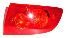 2004-2006 Mazda Mazda 3 Tail Lamp Assembly RH W/ Standard Type Bumper Mazda 3 Sedan 04-06