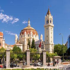 (0135) Iglesia de San Manuel y San Benito - Church of San Manuel and San Benito Madrid