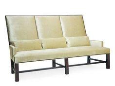 Lee Industries Webbed Back Sofa 1687 03 Living Room Furniture